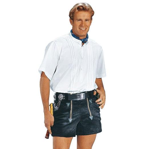 Krähe Robusta Zunft-Shorts