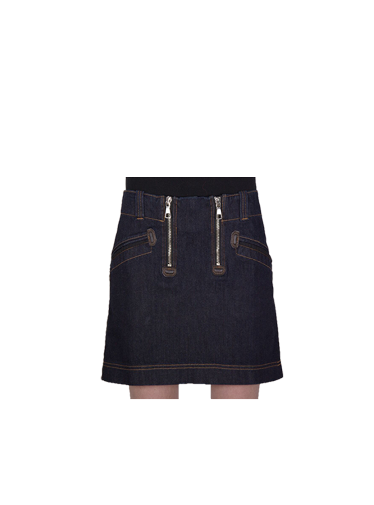 SARA Zunftrock Jeans Stretch