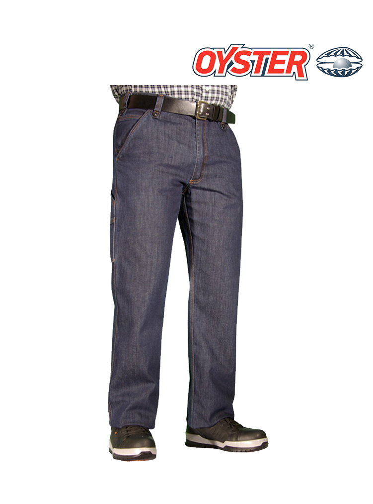 DUNGAREE Bundhose Jeans Stretch