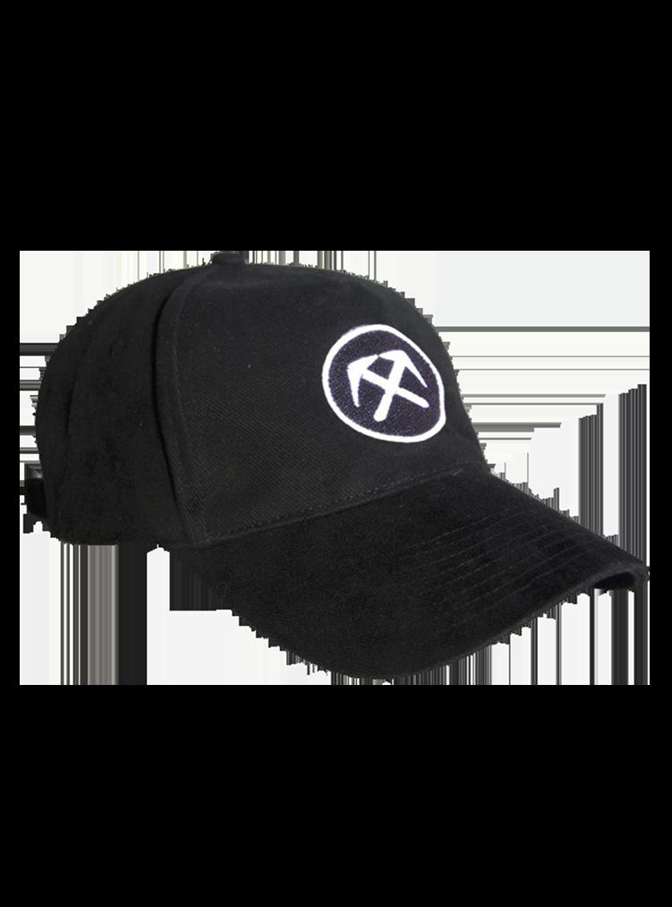 Cap mit Dachdecker Emblem