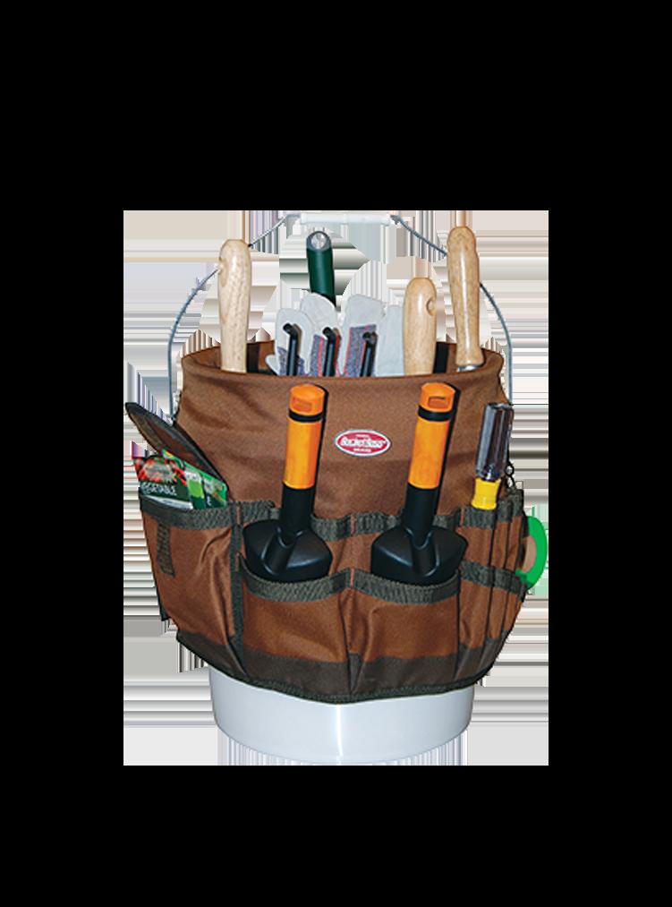 Werkzeugtasche mit Eimer