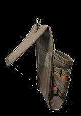 Werkzeugtasche mit Klettschlaufe
