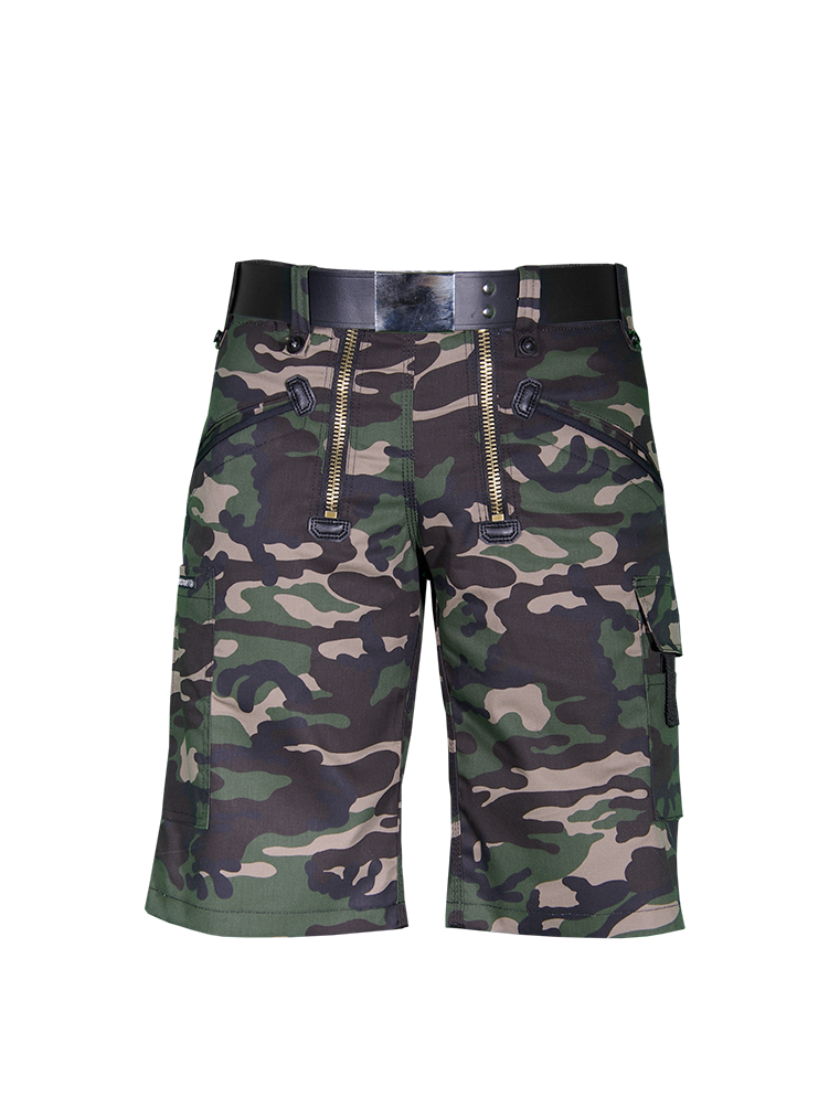 KASPAR Zunftbermuda Camouflage