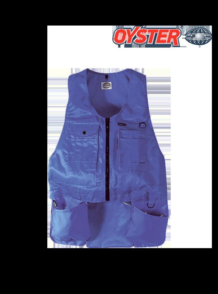 Werkzeugweste mit CORDURA® Taschen