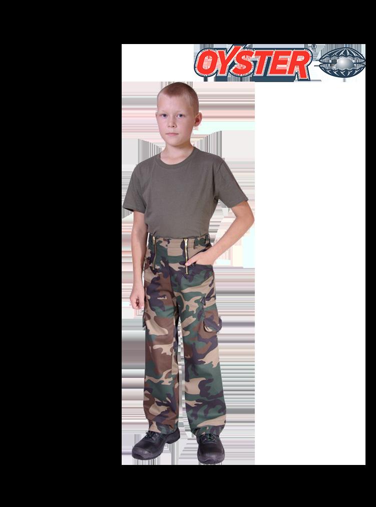 HENRY Zunfthose Camouflage