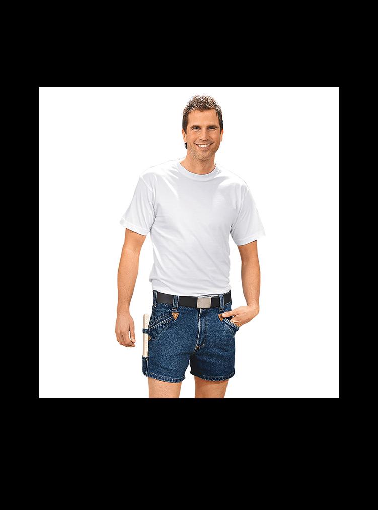Krähe Jeans Shorts