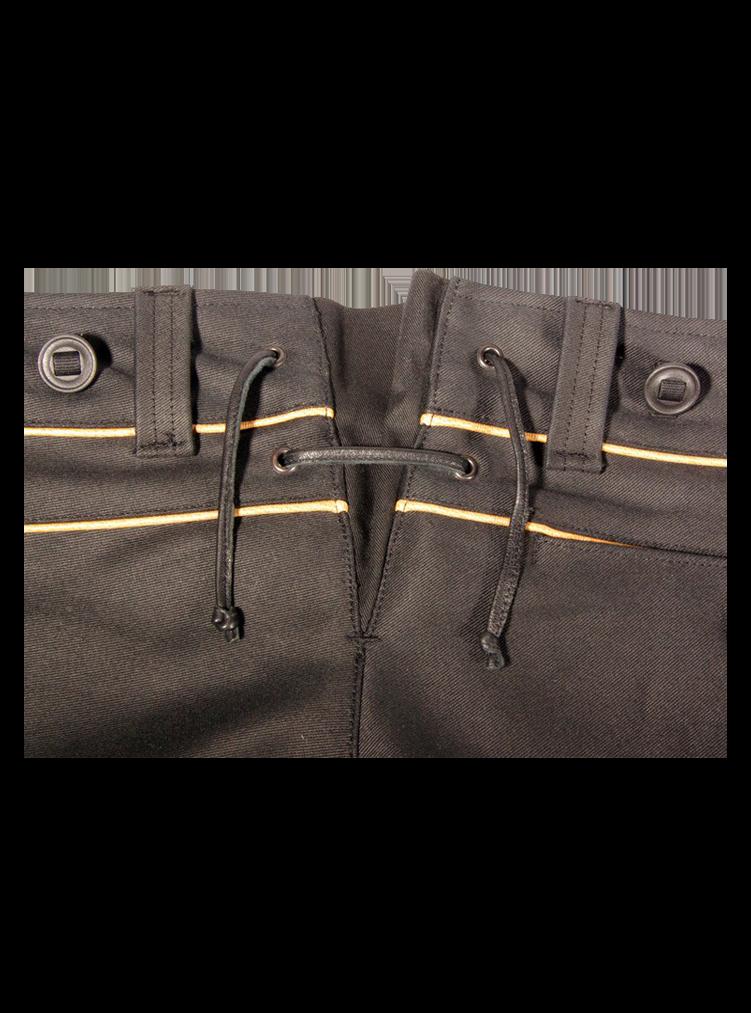 ALOIS Zunft-Trachtenhose Doppelpilot mit Hosenträger