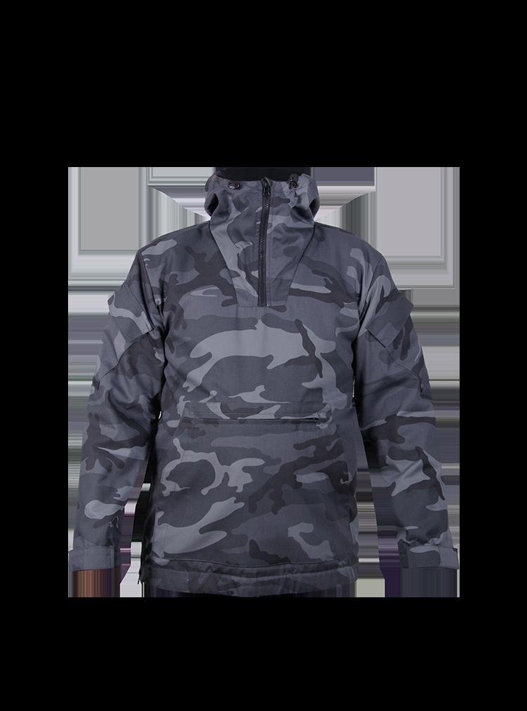 BRUNO Kapuzen Pullover Camouflage