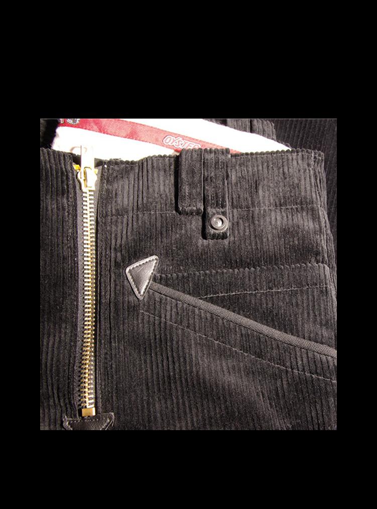 KLUFT Zunfthose Dreidraht mit Schlag 72 cm
