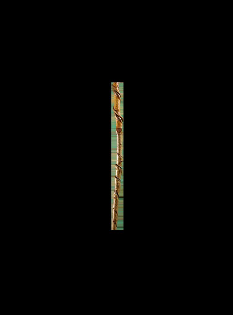 Naturgedrehter Stenz, 118 cm lang