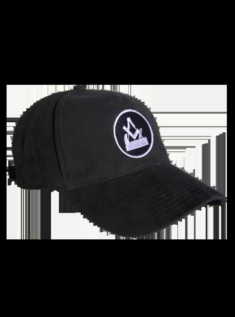 Cap mit Tischler Emblem