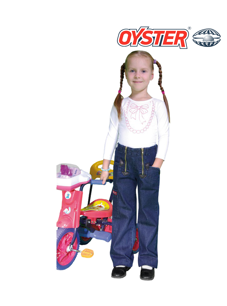 MAIK Kinder Zunfthose Jeans Stretch